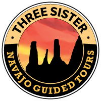 Three Sister Navajo Guided Tours Logo